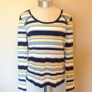NWT Striped Long Sleeve Anthropologie Sweater